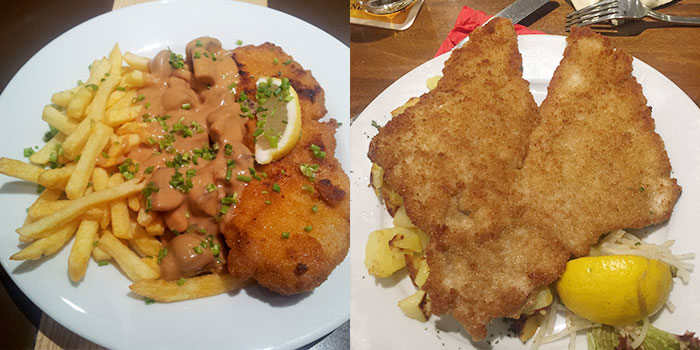 hallstatt-austria-gastronomia-chuletas-Schnitzel