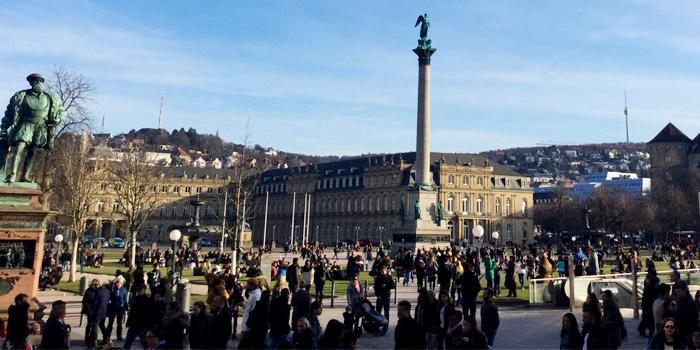 Stuttgart-alemania-panoramica-ciudad