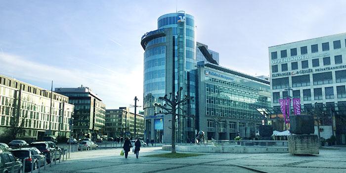Stuttgart-alemania-plaza-de-la-bolsa-inversiones
