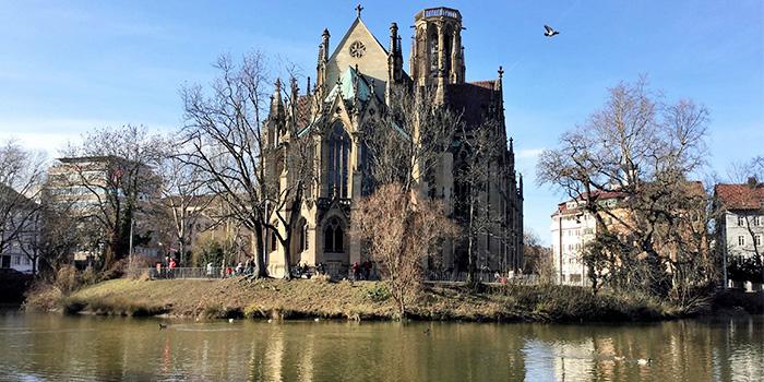Stuttgart-iglesia-san-juan-turismo