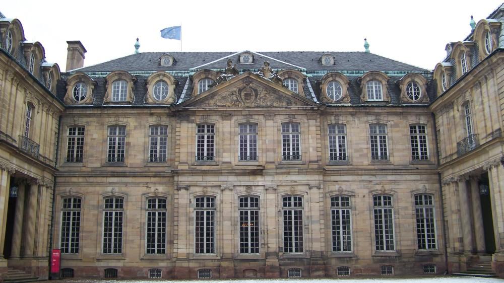 Estrasburgo-don-viajon-palacio-de-Rohan-francia