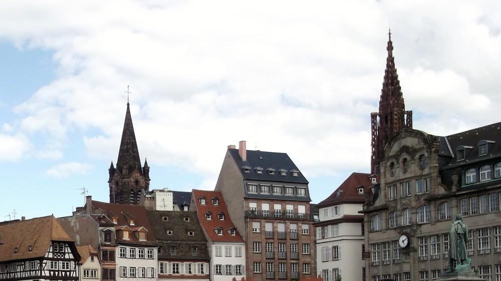 Estrasburgo-plaza-kleber-don-viajon-francia-alsacia