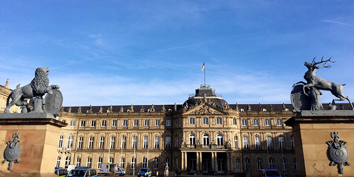 Stuttgart-palacios-donviajon-baden-württemberg-alemania