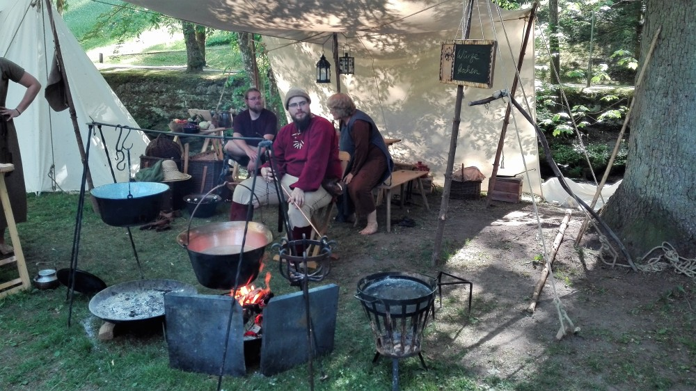 Festival-medieval-don-viajon-ambiente-alemania