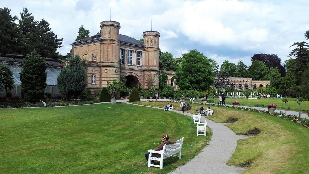 Baden-Wurttemberg-Karlsruhe-don-viajon-jardin-botanico-alemania