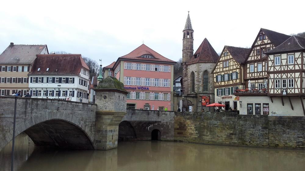 Baden-Wurttemberg-Schwebisch- Hall-don-viajon-cultural-alemania
