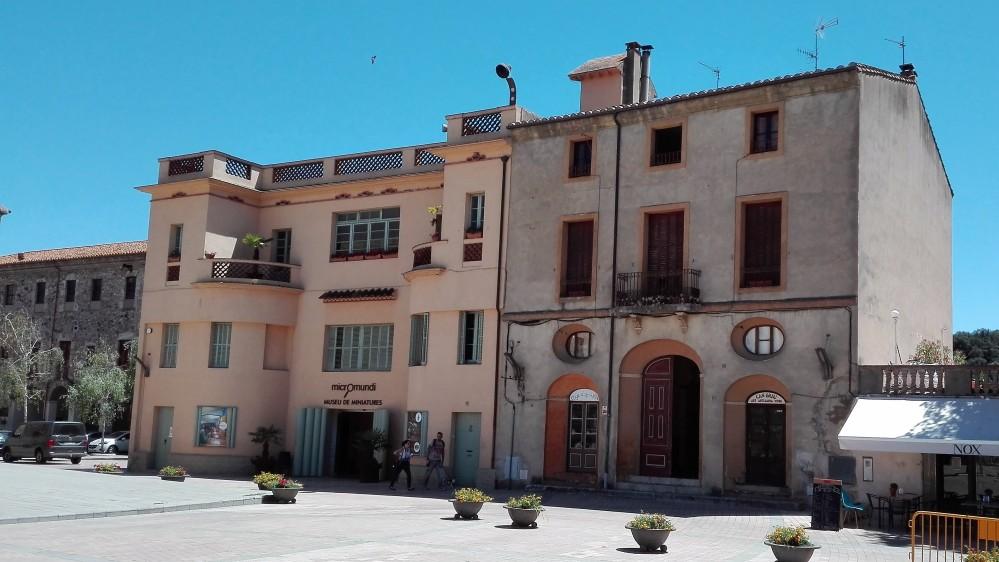 Besalu-museo-de-la-miniatura-don-viajon-cataluna-espana