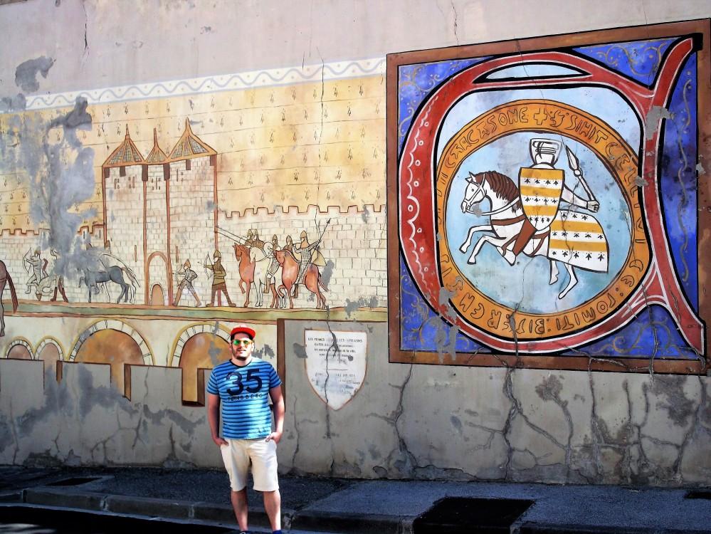 Carcasona-arte-mural-donviajon-cultura-gratifis-francia