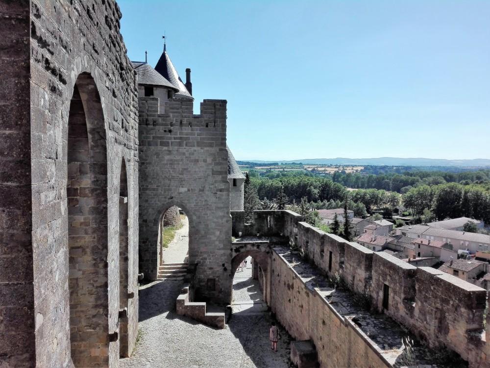 Carcasona-romanico-gotico-medieval-donviajon-languedoc-francia