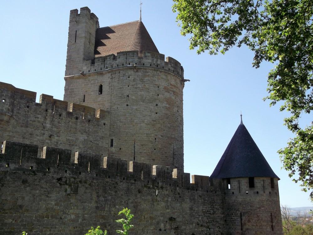 Carcasona-torres-medievales-donviajon-castillos-francia