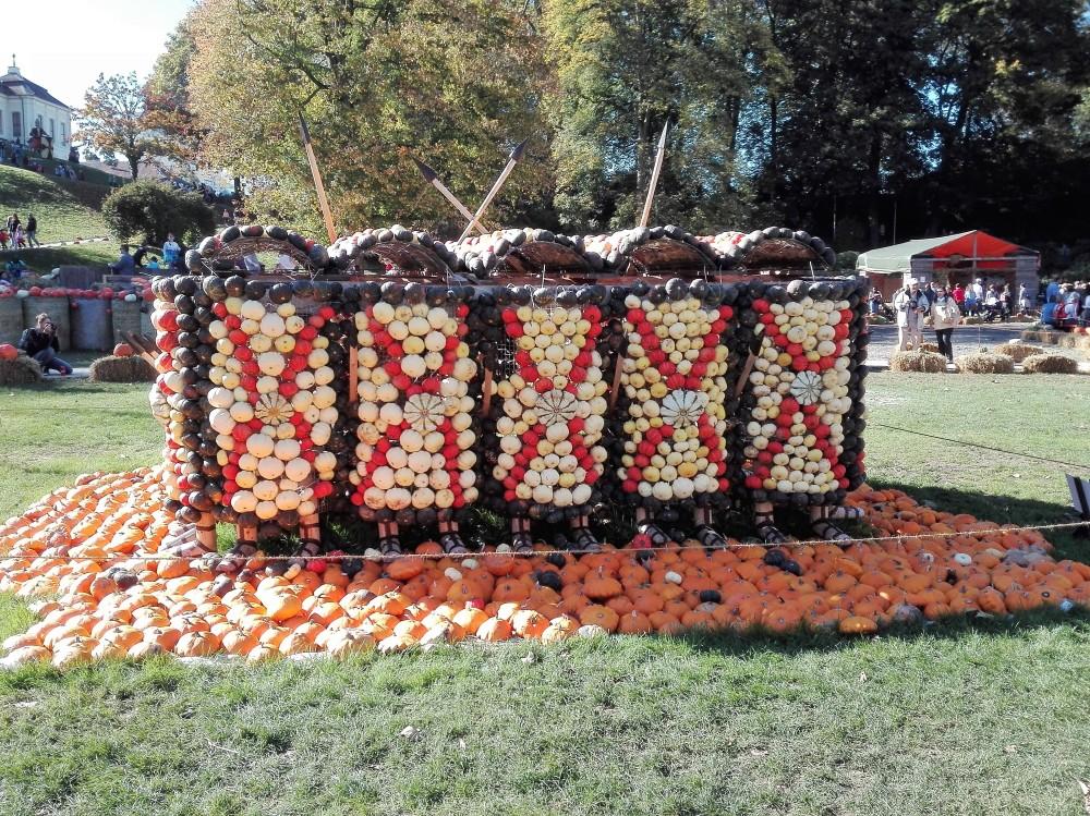 festival-europeo-de-la-calabaza-donviajon-esculturas-con calabazas-diversion-ludwigsburg-alemania