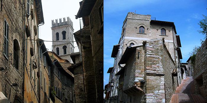 Asis-calles-y-ciudades-medievales-donviajon-catedral-de-san-rufino-arte-cultura-italia
