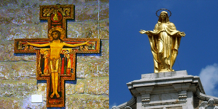 Asis-el-cristo-de-san-damian-donviajon-religiosidad-cristiana-franciscanismo-turismo-religioso-umbria-italia
