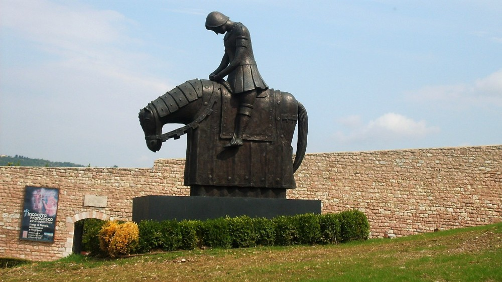 Asis-vida-de-san-francisco-donviajon-cultura-arte-ciudad-medieval-perugia-umbria-italia