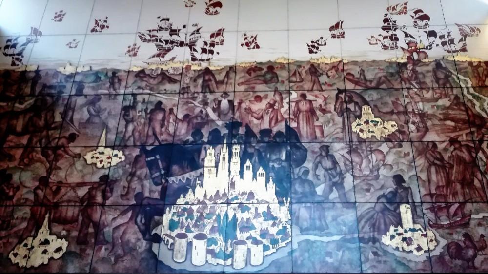 Brujas-arte-callejero-mural-donviajon-estacion-de-trenes-belgica