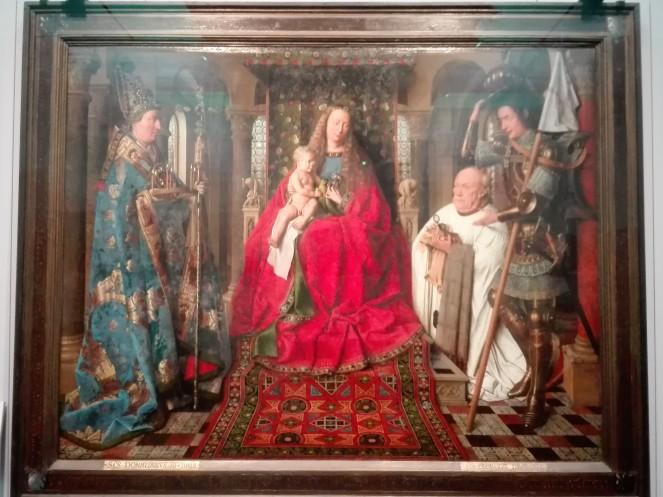 Brujas-la-virgen-y-el-canonigo-jan-van-eyck-donviajon-primitivos-flamencos-museo-groeninge-arte-cultura-flandes-belgica
