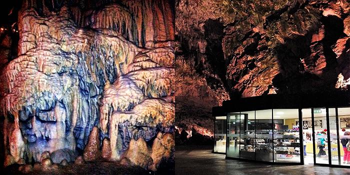 cavernas-karsticas-donviajon-cueva-de-postojna-ferrocarril-oficina-de correo-turismo-eslovenia