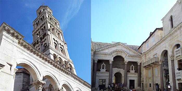 Split-catedral-catolica-de-San-Duje-y-Palacio-de-Diocleciano-donviajon-arquitectura-romanica-tradicion-cultura-turismo-costa-dalmacia-croacia