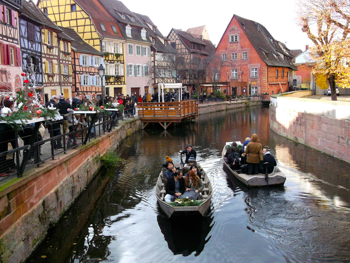 mercados-de-navidad-colmar-donviajon-paseos-en-bote-pequeña-venecia-alsacia-francia