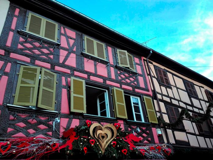 Obernai-casas-de-entramado-de-madera-alsaciano-donviajon-viajando-con-pasion-alsacia-turismo-francia
