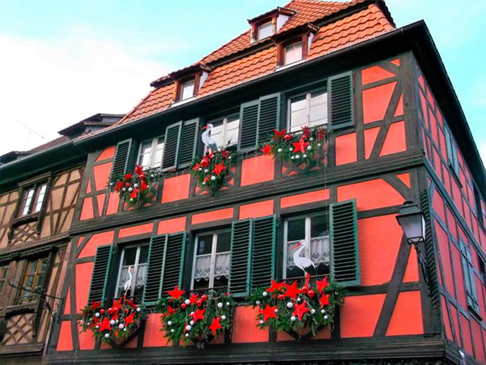 Obernai-casas-de-entramado-de-madera-donviajon-turismo-cultural-recreativo-alsacia-francia