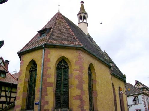 Ribeauville-capilla-de-santa-catalina-antiguo-hospital-donviajon-turismo-ruta-del-vino-alsacia-francia