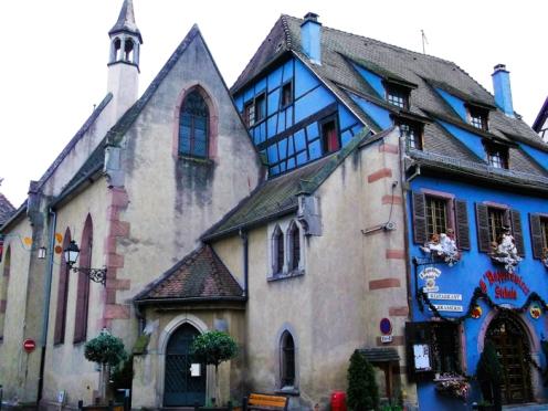 Ribeauville-capilla-de-santa-catalina-donviajon-antiguo-hospital-turismo-rural-pueblos-bonitos-alsacia-francia