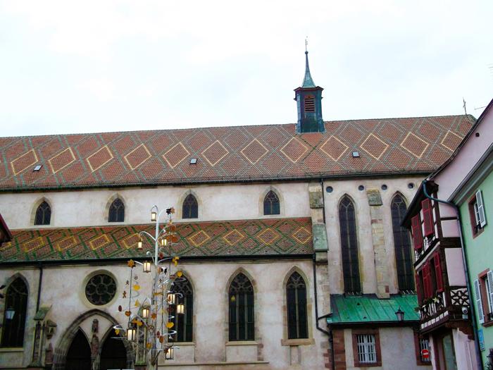 Ribeauville-iglesia-de-la-Providencia-claustro-de-los-agustinos-donviajon-turismo-cultural-religioso-artistico-alsacia-francia