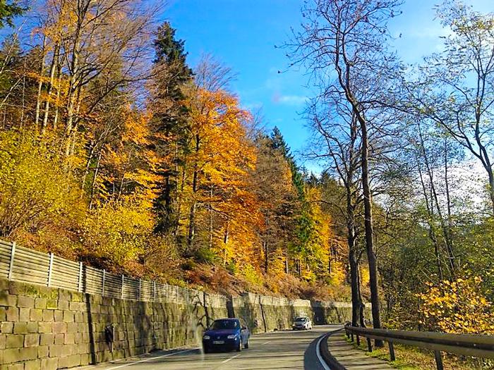 BadWildbad-Kurpark-en-otono-donviajon-turismo-sanacion-naturaleza-Selva-Negra-Baden-Wurttemberg-Alemania