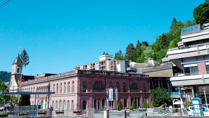 BadWildbad-Kurpark-Quellenhof-donviajon-turismo-naturaleza-Selva-Negra-Baden-Wurttemberg-Alemania
