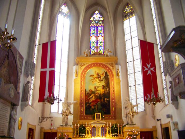 Viena-Malteserkirche-iglesia-orden-de-Malta-donviajon-arte-gotico-turismo-cultural-Austria