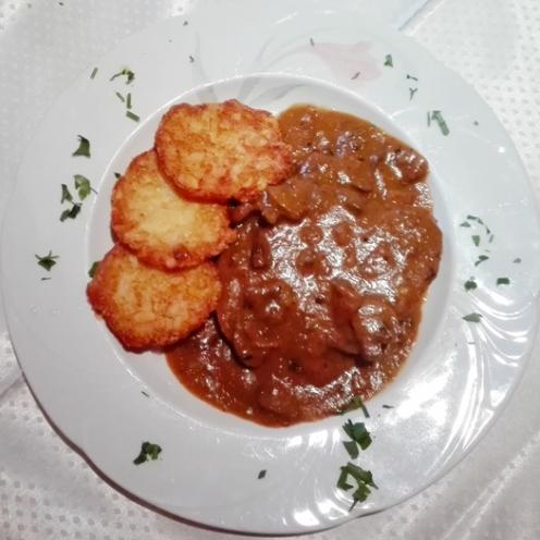 Las Kartoffelpuffer, croquetas de patata