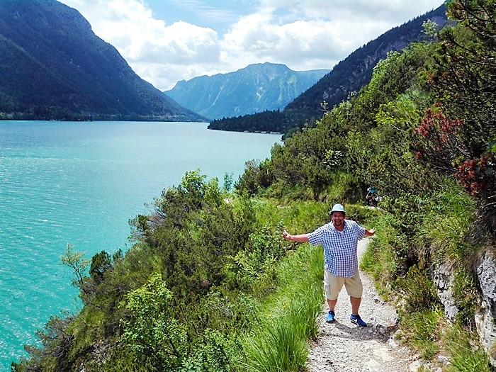 el-lago-Achen-don-viajon-turismo-aventura-cultural-naturaleza-Achensee-tirol-austria