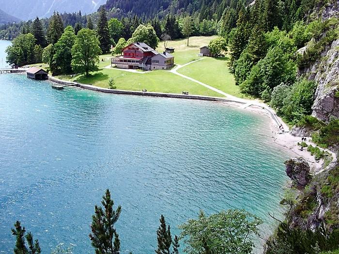 el-lago-Achen-donviajon-viajando-con-pasion-turismo-aventura-naturaleza-Achensee-tirol-austria