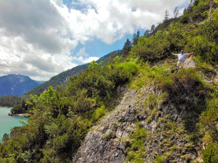 Pertisau-aceite-de-roca-don-viajon-turismo-naturaleza-Karwendel-Achensee-Tirol-Austria