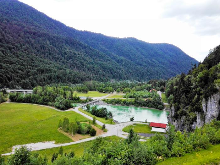 rio-Isar-donviajon-Sylvensteinspeicher-turismo-naturaleza-Karwendel-Alta-Baviera-Alemania