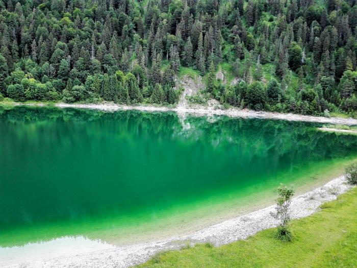 Sylvensteinsee-donviajon-rio-isar-turismo-aventura-naturaleza-alpes-bavaros-Alta-Baviera-Alemania