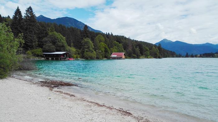 Walchensee-donviajon-turismo-aventura-playas-natación-lagos-glaciales-Alta-Baviera-Alemania