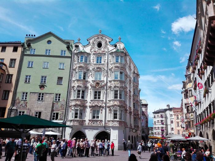 Innsbruck-Helblinghaus-centro-historico-don-viajon-turismo-cultural-Tirol-Austria