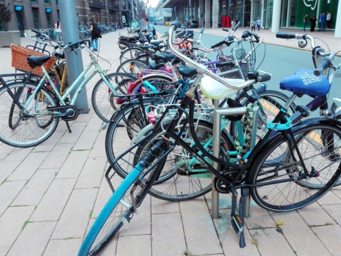 Bicicletas-transporte-sostenible-don-viajon-turismo-cultural-urbano-Roterdam-Paises-Bajos