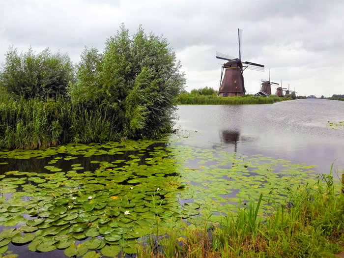 Kinderdijk-polderes-molinos-holandeses-don-viajon-turismo-recreativo-Paises-Bajos