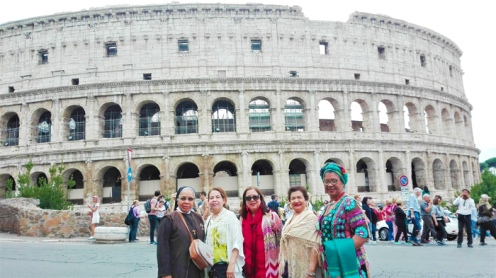 el-coliseo-romano-don-viajon-tuirsmo-cultural-recreativo-las-inseparables-viajeras-Roma-Italia