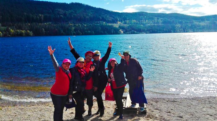Lago-Titisee-las-inseparables-viajeras-don-viajon-turismo-recreativo-naturalreza-la-Selva-Negra-Alemania