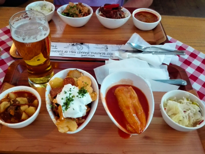 Gastronomía Húngara