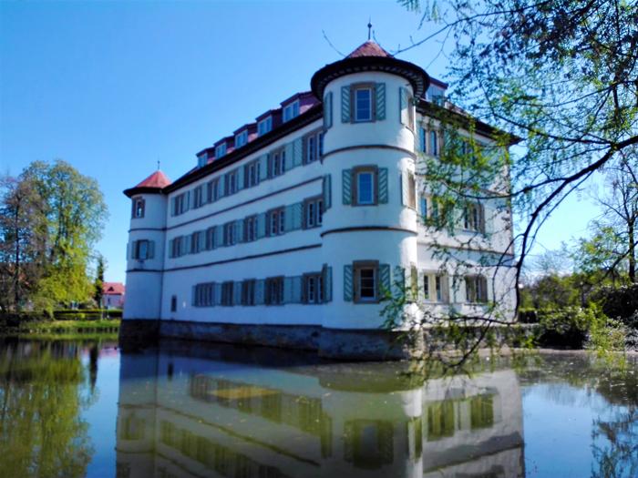 castillo-sobre-el-agua-Bad- Rappenau-don-viajon-turismo-urbano-cultural-recreativo-Kraichgau-Baden-Wurttemberg-Alemania