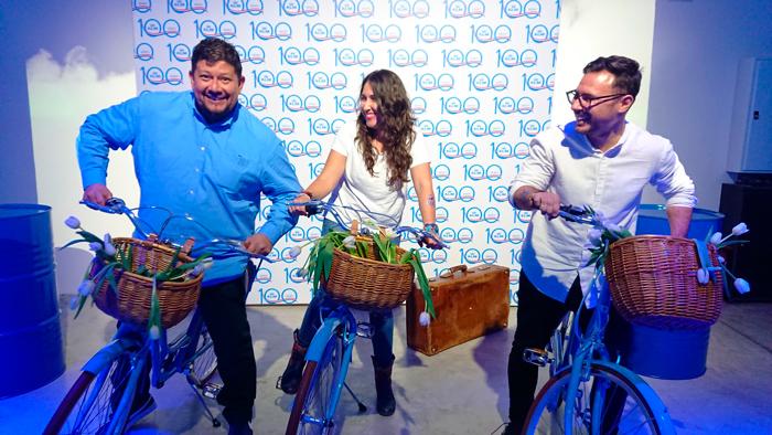 Embajadores-de-KLM-celebra-el-futuro-don-viajon-primer-centenario-KLM-turismo-Madrid-Espana