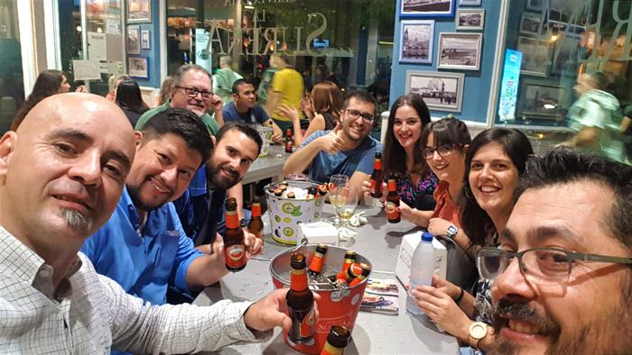 KLM-celebra-el-futuro-viajeros-blogueros-don-viajon-turismo-recreativo-cultural-Madrid-Espana